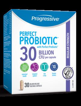 Progressive Progressive - Perfect Probiotic 30 Billion - 30 V-Caps