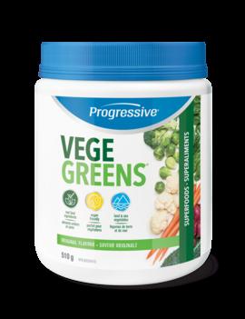 Progressive Progressive - VegeGreens - Original - 510g
