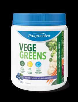 Progressive Progressive - VegeGreens - Blueberry Medley - 530g