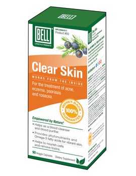 Bell - Clear Skin treatment - 90 Caps