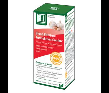 Bell - Blood Pressure Formulation Combo - 60 Caps
