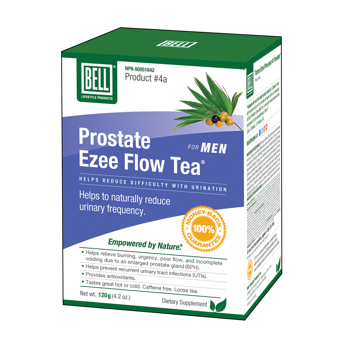 Bell - Ezee Flow Tea - 120g