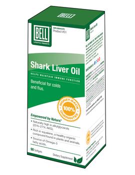 Bell - Shark Liver Oil - 90SG