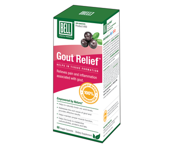 Bell - Gout Relief - 60 caps