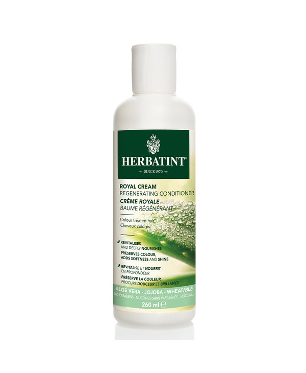 Herbatint - Royal Cream Regenerating Conditioner - 260 ml