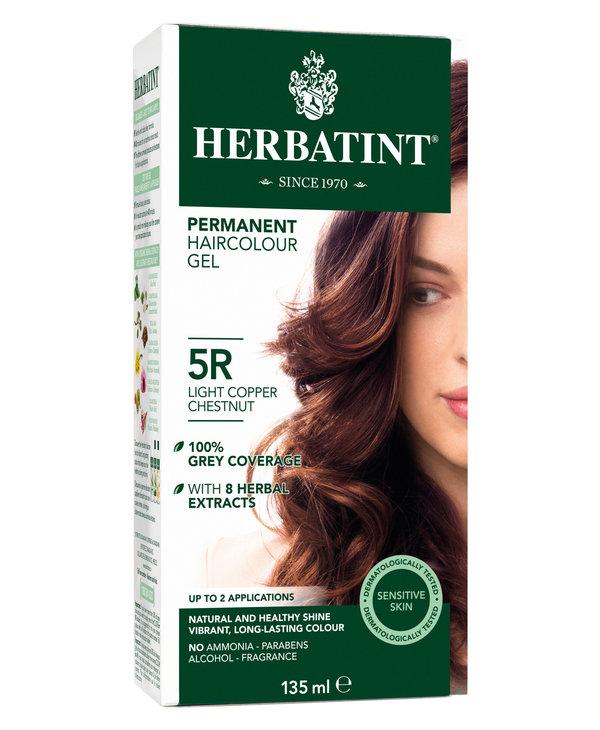 Herbatint - 5R - Light Copper Chestnut - 135ml