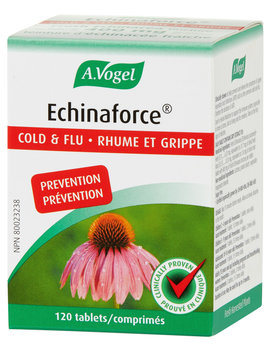 A. Vogel A.Vogel - Echinaforce Cold and Flu  - 120 Tabs