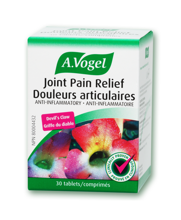 A.Vogel - Joint Pain Relief - 30 Tabs
