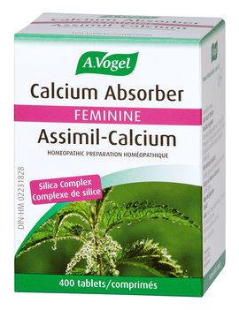 A. Vogel A.Vogel - Calcium Absorber - 400 Tabs