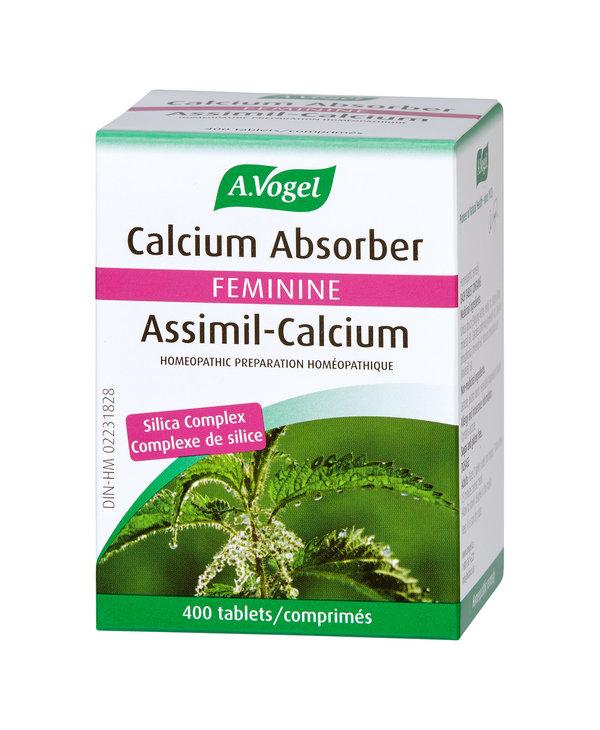 A.Vogel - Calcium Absorber - 400 Tabs