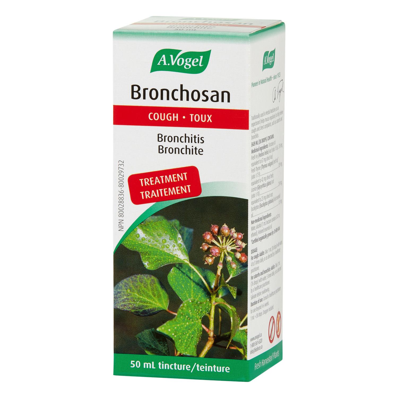 A. Vogel A.Vogel - Bronchosan Treatment - 50ml