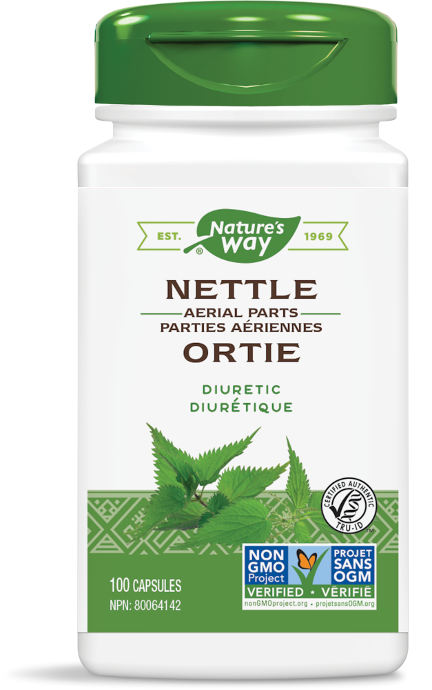 Nature's Way Nature's Way - Nettle - 100 V-Caps
