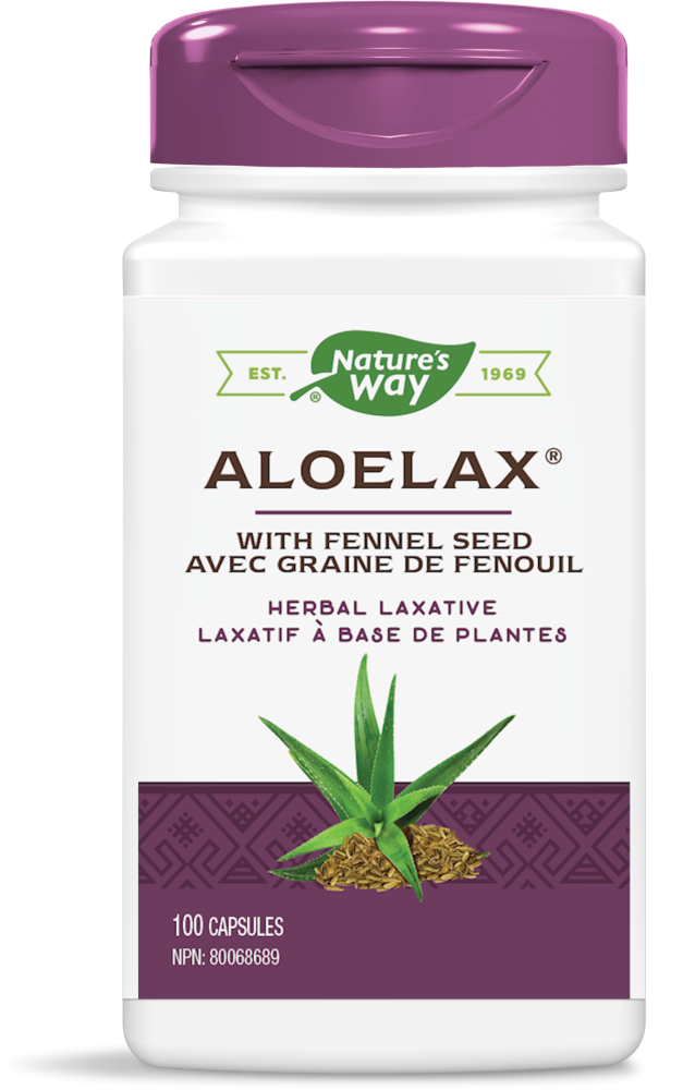 Nature's Way Nature's Way - Aloelax - 100 Caps