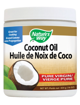 Nature's Way Nature's Way - Coconut Oil - Organic - 454g