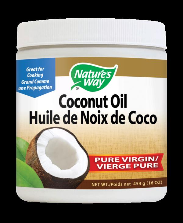 Nature's Way - Coconut Oil - Organic - 454g