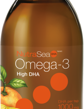 Nutra Sea NutraSea DHA - Omega-3 High DHA - Juicy Citrus - 200ml
