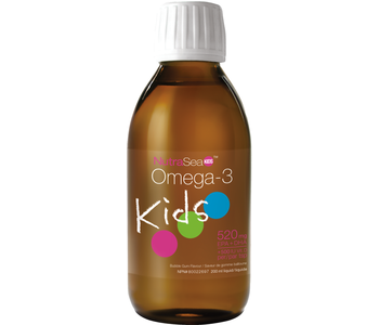 NutraSea Kids - Omega-3 - Bubblegum - 200ml