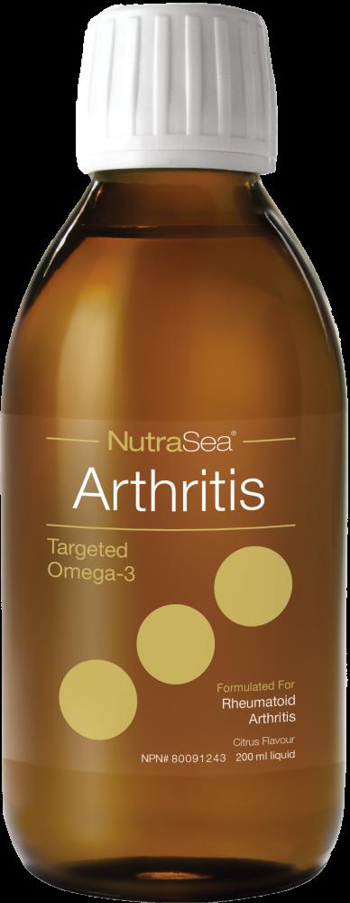 Nutra Sea NutraSea - Arthrite - Citrus - 200ml
