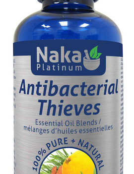 Naka Naka - Essential Oil Blend  - Antibacterial Thieves - 50 ml