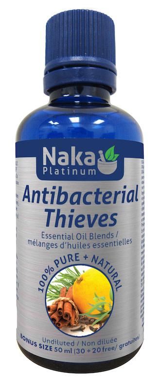Naka Naka - Essential Oil Blend  - Antibacterial Thieves - 50 ml