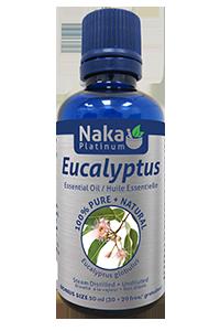 Naka Naka - Essential Oil - Eucalyptus - 50ml