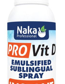 Naka Naka - Pro Vit D Spray - Orange - 60ml