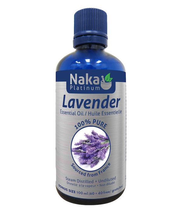 Naka - Essential Oil - Lavender - 100ml