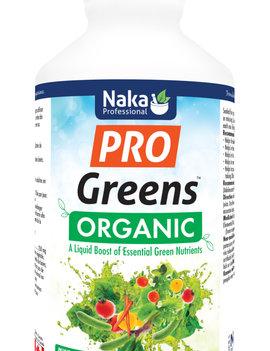Naka Naka - Pro Greens - Organic - 500 ml