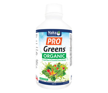Naka - Pro Greens - Organic - 500 ml