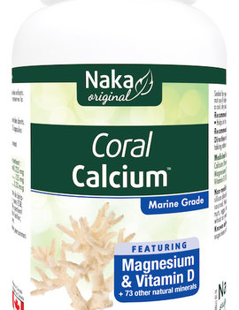 Naka Naka - Coral Calcium - 180 Capsules