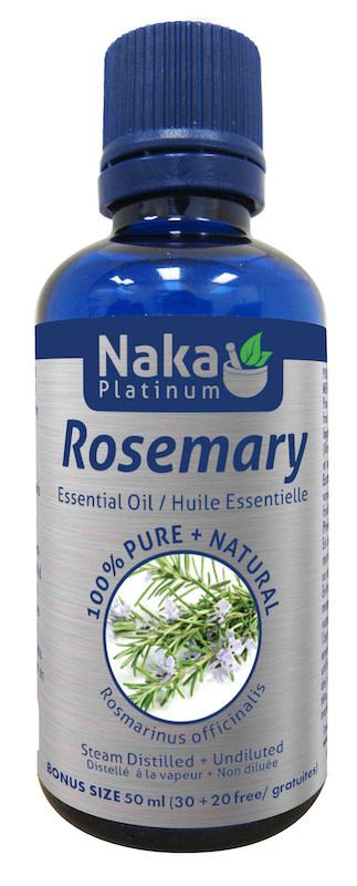Naka Naka - Essential Oil - Rosemary - 50ml