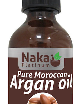Naka Naka - Argan Oil - Organic - 60ml