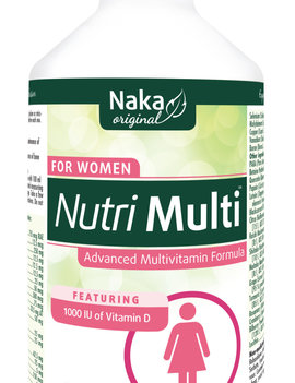 Naka Naka - Nutri Multi For Women - 900ml