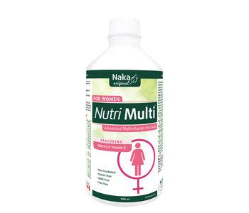Naka - Nutri Multi For Women - 900ml