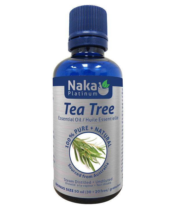 Naka - Essential Oil - Tea Tree - 50ml