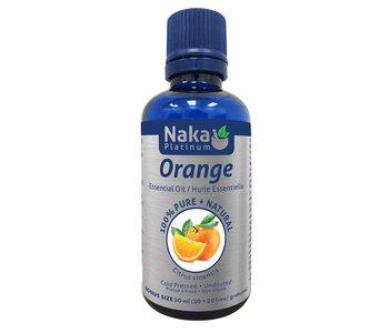 Naka - Essential Oil - Orange - 50ml