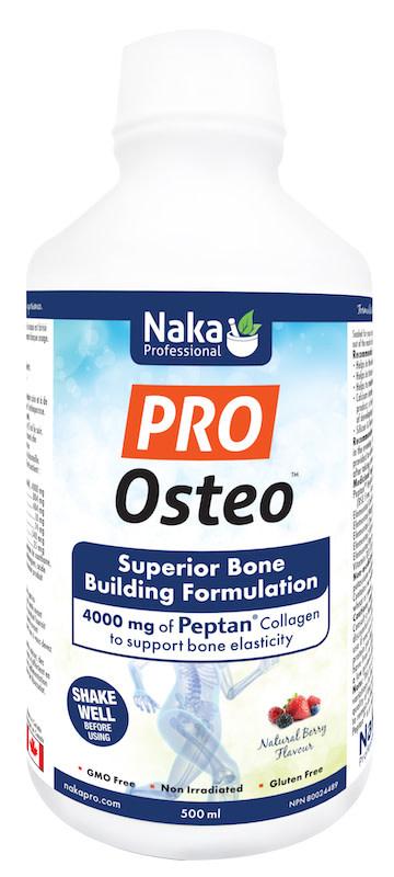 Naka Naka - Pro Osteo - Natural Berry - 500ml