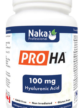 Naka Naka - Pro HA 100mg - 60 veggie caps