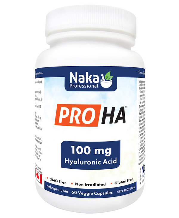 Naka - Pro HA 100mg - 60 veggie caps