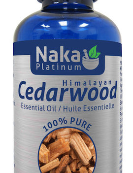 Naka Naka - Essential Oil - Cedarwood - 50ml