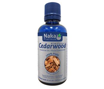 Naka - Essential Oil - Cedarwood - 50ml