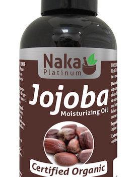 Naka Naka - Jojoba Oil - Organic - 130ml