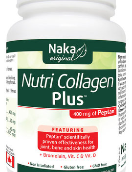 Naka Naka - Nutri Collagen Plus - 120 Caps