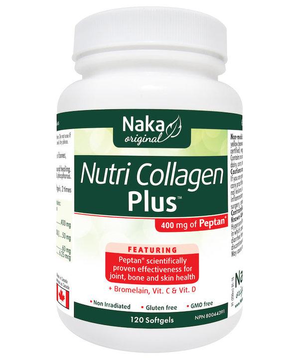 Naka - Nutri Collagen Plus - 120 Caps