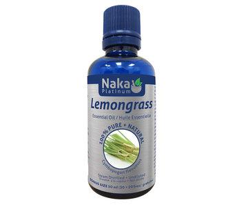 Naka - Essential Oil - Lemongrass - 50ml