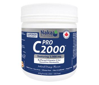 Naka - Pro C2000 Powder - 400g