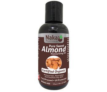 Naka - Almond Oil - Organic - 130ml