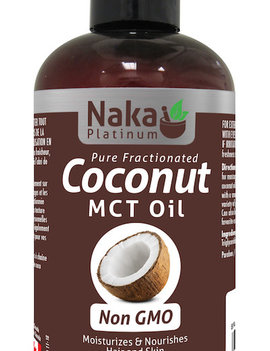 Naka Naka - Coconut MCT Oil - Non GMO - 270ml