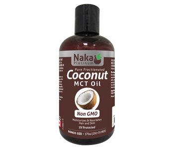 Naka - Coconut MCT Oil - Non GMO - 270ml