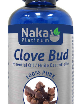 Naka Naka - Essential Oil - Clove Bud - 50ml
